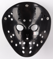 """Ari Lehman Signed """"Friday the 13th"""" Jason Voorhees Mask Inscribed """"Freddy Sucks!"""" & """"The OG Jason"""" (PA COA) at PristineAuction.com"""