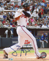 Jason Heyward Signed Braves 8x10 Photo (MLB Hologram) at PristineAuction.com