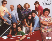 "Tommy Chong Signed ""That '70s Show"" 8x10 Photo (JSA COA & PSA COA) at PristineAuction.com"