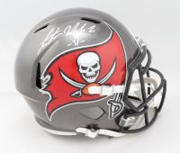 Antoine Winfield Jr. Signed Buccaneers Full-Size Super Bowl LIV Champions Logo Speed Helmet (Beckett Hologram) (See Description) at PristineAuction.com