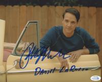 """Ralph Macchio Signed """"Cobra Kai"""" 8x10 Photo Inscribed """"Daniel LaRusso"""" (AutographCOA COA) at PristineAuction.com"""