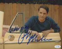 "Ralph Macchio Signed ""Cobra Kai"" 8x10 Photo Inscribed ""Wax On"" (AutographCOA COA) at PristineAuction.com"