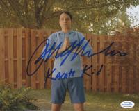 "Ralph Macchio Signed ""Cobra Kai"" 8x10 Photo Inscribed ""Karate Kid"" (AutographCOA COA) at PristineAuction.com"