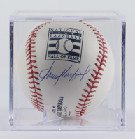 Sandy Koufax Signed OML Hall of Fame Logo Baseball with Display Case (JSA ALOA) (See Description) at PristineAuction.com