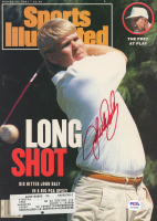 John Daly Signed 1991 Sports Illustrated Magazine Cover (PSA COA) at PristineAuction.com