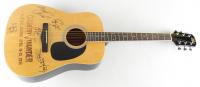 "38"" Acoustic Guitar Signed by (5) with Miranda Lambert, Mark Chestnutt, Charlie Worsham, Preston Brust, Chris Lucas & Craig Morgan (JSA ALOA) (See Description) at PristineAuction.com"