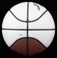 Luka Garza Signed Iowa Hawkeyes Logo Nike Basketball (JSA COA) at PristineAuction.com