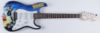 """Huey Lewis Signed """"Back To The Future"""" Electric Guitar (JSA COA) (See Descritpion) at PristineAuction.com"""