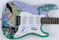 "Trey Anastasio, Mike Gordon & Page McConnell Signed ""Phish"" Electric Guitar (JSA ALOA) (See Descritpion) at PristineAuction.com"