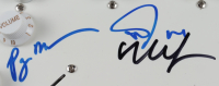 """Trey Anastasio, Mike Gordon & Page McConnell Signed """"Phish"""" Electric Guitar (JSA ALOA) (See Descritpion) at PristineAuction.com"""