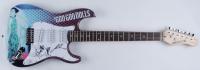 "John Rzeznik, Robby Takac & Mike Malinin Signed ""Goo Goo Dolls"" Full-Size Electric Guitar (JSA COA) at PristineAuction.com"