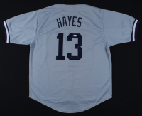 Charlie Hayes Signed Jersey (JSA COA) at PristineAuction.com