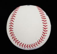 "Bruce Bochy Signed OML Baseball Inscribed ""2003 WS"" (JSA COA) at PristineAuction.com"