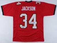 "Dexter Jackson Signed Jersey Inscribed ""S.B. XXXVII MVP"" (JSA COA) at PristineAuction.com"