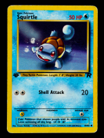 Squirtle 2000 First Edition Pokemon Team Rocket Unlimited #68 at PristineAuction.com