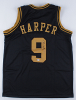 Ron Harper Signed Jersey (PSA COA) at PristineAuction.com