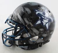 Dak Prescott Signed Full-Size Authentic On-Field Hydro-Dipped Helmet (Beckett COA & Prescott Hologram) at PristineAuction.com