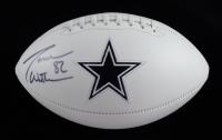 Jason Witten Signed Cowboys Logo Football (Beckett COA & Witten Hologram) (See Description) at PristineAuction.com