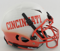 Chad Johnson Signed Full-Size Authentic On-Field Hyrdo-Dipped Vengeance Helmet (PSA COA) at PristineAuction.com