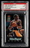 Kobe Bryant 1997 Score Board Talk N' Sports Phone Cards $20 #6 (PSA 9) at PristineAuction.com