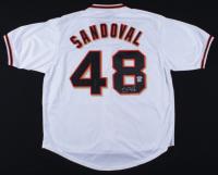 Pablo Sandoval Signed Jersey (PSA COA & MLB Hologram) at PristineAuction.com
