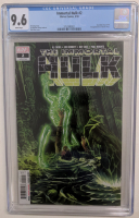"2018 ""The Immortal Hulk"" Issue #2 Marvel Comic Book (CGC 9.6) at PristineAuction.com"