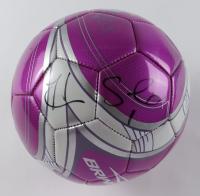 Hope Solo Signed Brine Soccer Ball (JSA COA) at PristineAuction.com