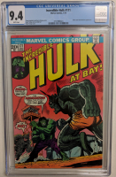 "1974 ""The Incredible Hulk"" Issue #171 Marvel Comic Book (CGC 9.4) at PristineAuction.com"