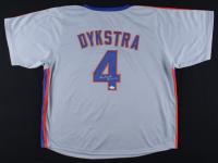 "Lenny Dykstra Signed Jersey Inscribed ""86 W.S.C."" (JSA COA) at PristineAuction.com"
