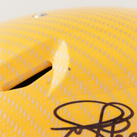 """Joe Theismann Signed Full-Size Authentic On-Field Hydro-Dipped Helmet Inscribed """"83 MVP"""" (JSA COA) (See Description) at PristineAuction.com"""