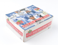 2003 Upper Deck First Pitch Baseball with (36) Packs at PristineAuction.com
