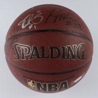 2009-10 Rockets Team-Signed by (14) with Kyle Lowry, Trevor Ariza, Shane Battier, Kevin Martin, Luis Scola, David Andersen, Aaron Brooks (JSA LOA) at PristineAuction.com