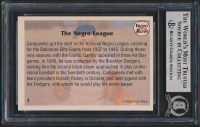 Roy Campanella Signed 1993 Front Row Campanella #1 (BGS Encapsulated) at PristineAuction.com