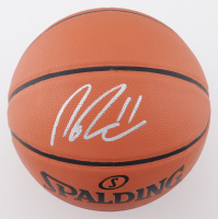 Nate Robinson Signed NBA Game Ball Series Basketball (Beckett Hologram) at PristineAuction.com