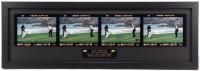 Jack Nicklaus Signed 15.5x45.5 Custom Framed Photo Display (Mounted Memories Hologram & Nicklaus Hologram) at PristineAuction.com