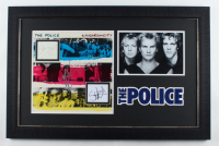 "Sting, Andy Summers, & Stewart Copeland Signed 20.5x30.75 The Police ""Synchronicity"" Custom Framed Vinyl Record Album Display (JSA ALOA) at PristineAuction.com"