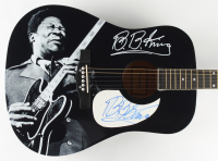 "B.B. King Signed 41"" Acoustic Guitar (JSA ALOA) at PristineAuction.com"