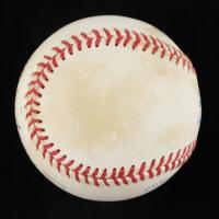 Mickey Mantle Signed OAL Baseball (JSA ALOA) (See Description) at PristineAuction.com