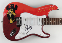 "Pete Wentz Signed ""Fall Out Boy"" Electric Guitar (JSA COA) (See Descritpion) at PristineAuction.com"