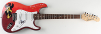 """Pete Wentz Signed """"Fall Out Boy"""" Electric Guitar (JSA COA) (See Descritpion) at PristineAuction.com"""