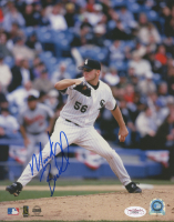 Mark Buehrle Signed White Sox 8x10 Photo (JSA COA) at PristineAuction.com