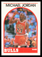 Michael Jordan 1989-90 Hoops #200 at PristineAuction.com