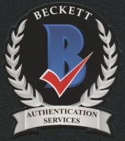 Derrick Brooks Signed Florida State Seminoles AMP Alternate Speed Mini-Helmet (Beckett Hologram) at PristineAuction.com