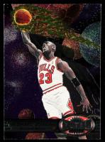 Michael Jordan 1997-98 Metal Universe #23 at PristineAuction.com