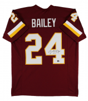 Champ Bailey Signed Jersey (Beckett Hologram) at PristineAuction.com