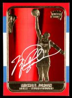 Michael Jordan Fleer 1997 23kt Gold Card at PristineAuction.com