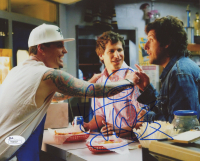 "Vanilla Ice Signed ""That's My Boy"" 8x10 Photo (JSA COA) at PristineAuction.com"