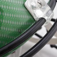 Vinny Testaverde Signed Jets Full-Size Hydro-Dipped Speed Helmet (JSA COA) (See Description) at PristineAuction.com