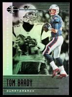 Tom Brady 2019 Panini Illusions #65 at PristineAuction.com