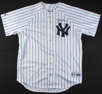 Whitey Ford Signed Yankees Jersey (PSA COA) at PristineAuction.com